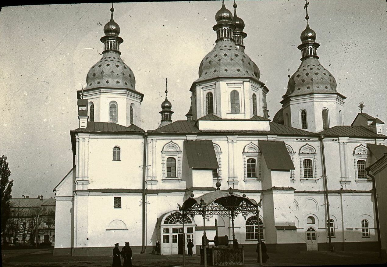 05. Киев. Софийский собор.