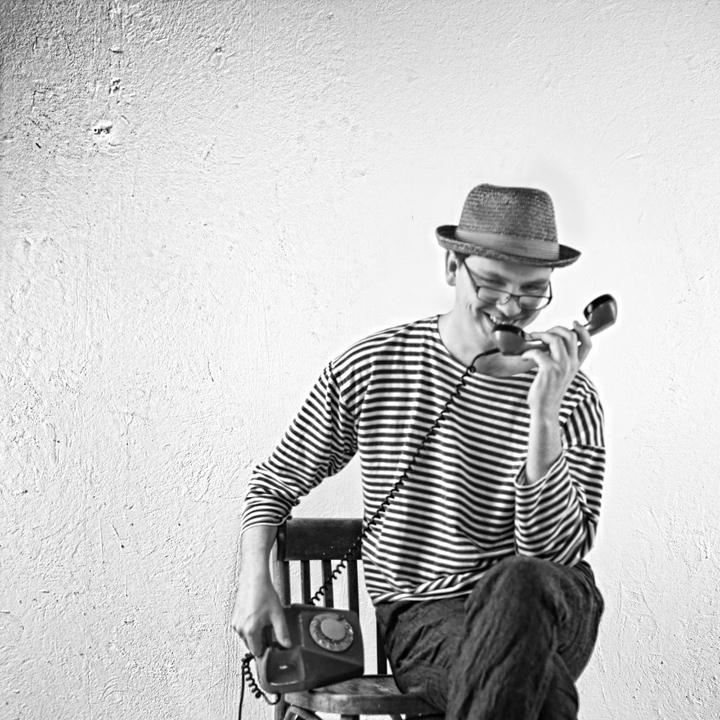 черно-белая фотография. портрет в студии. фотограф Кузьмин