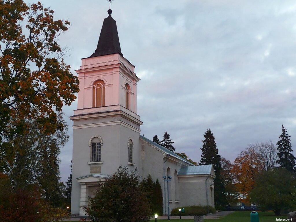 Лютеранская церковь Св Марии.