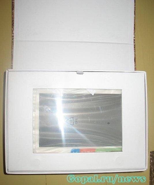 Teclast K8 внутри коробки