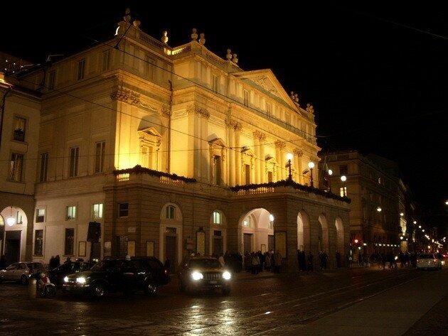 Театр Ла Скалла