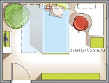 0 459a9 8275fc07 L Дизайн интерьера детской комнаты. Как оформить детскую комнату.