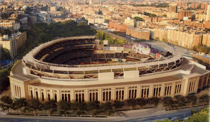 стадион янкиз