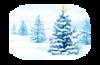 новогодний пейзаж64