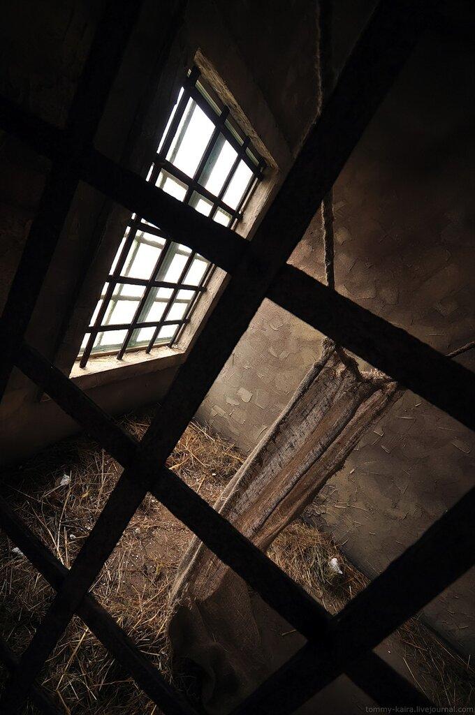 Заброшенная киносъёмочная площадка