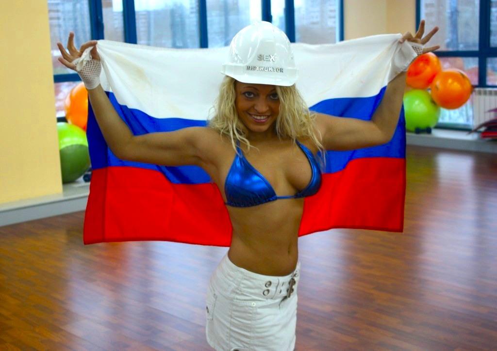 Чемпионат Мира по футболу 2018г. пройдёт в РОССИИ!!!