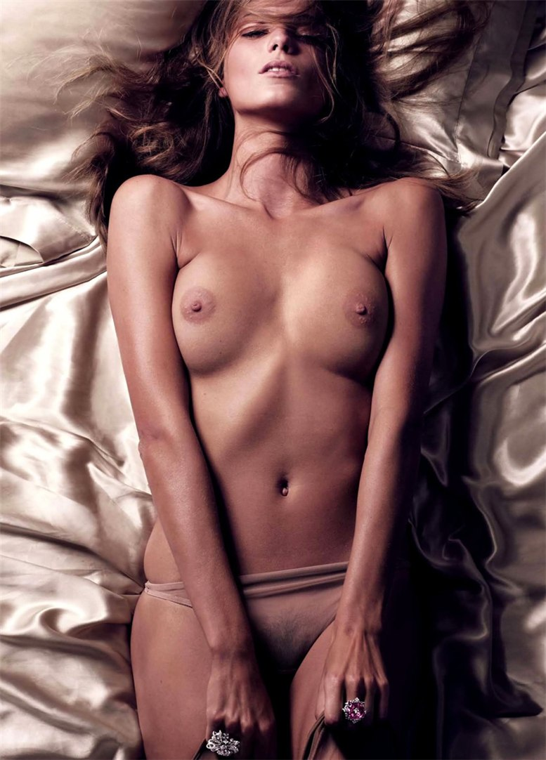 Дарья Вербовы / Daria Werbowy by Mikael Jansson for Vogue Paris 2011 calendar