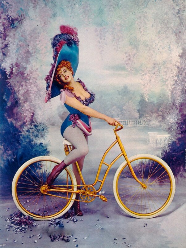 Marilyn Monroe as Lillian Russell