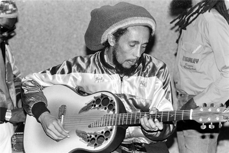 Bob Marley 1980