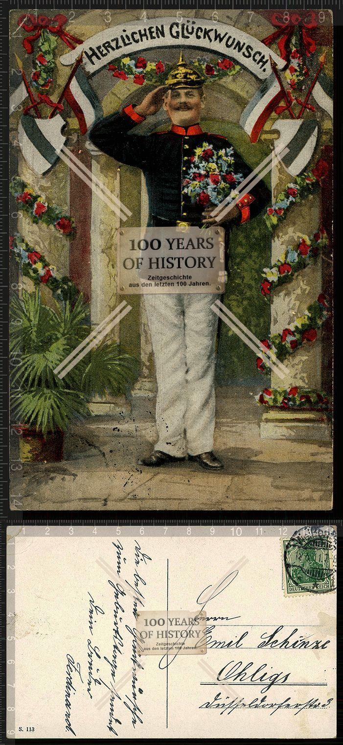 Orig-AK-Soldat-Herzlichen-Glückwunsch-gel-1911.jpg