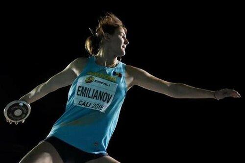 Молдавская спортсменка может стать лучшей в Европе