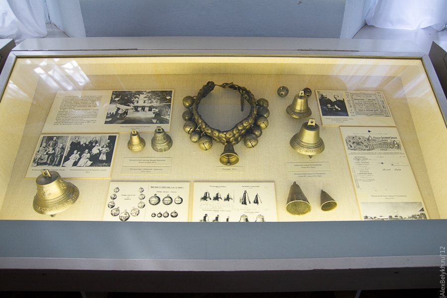alexbelykh.ru, музей колоколов Валдай, церковь Екатерины Валдай