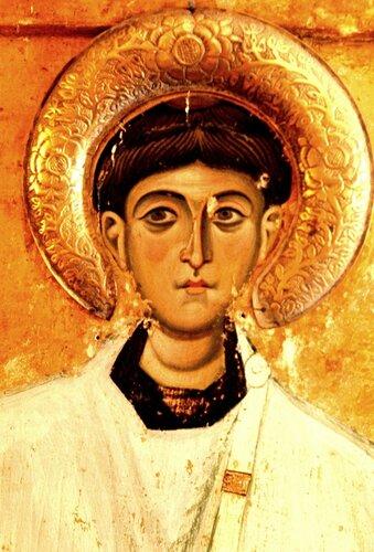 Святой Первомученик Архидиакон Стефан.