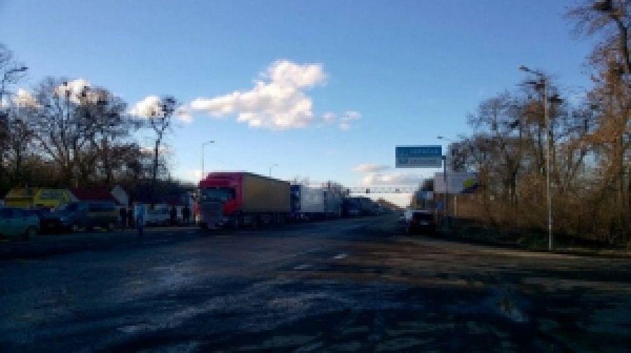 Активисты Буковины об'объединились для прекращения транзита РФ через их край