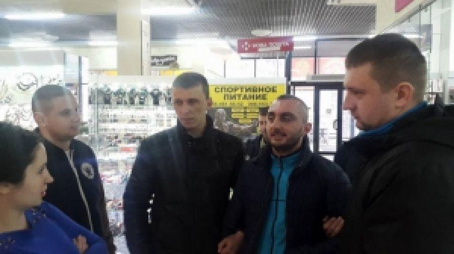 Незаконно задержан активист! Полтава