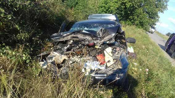 7 человек, среди которых трое детей, пострадали вследствие ДТП в Винницкой области. ФОТО