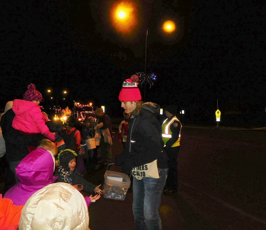 Рождественский парад