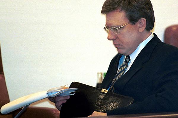 Алексей Кудрин, 2000 год