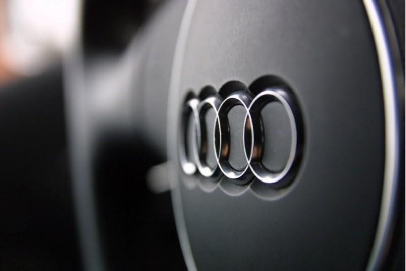 Кросс-купе Ауди  Q8 показали навидео