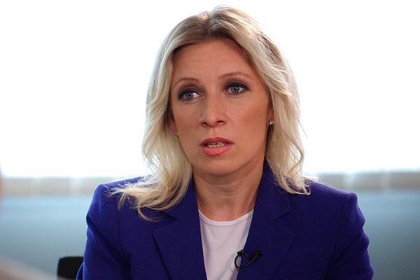 Захарова прокомментировала слова Мэрил Стрип оТрампе