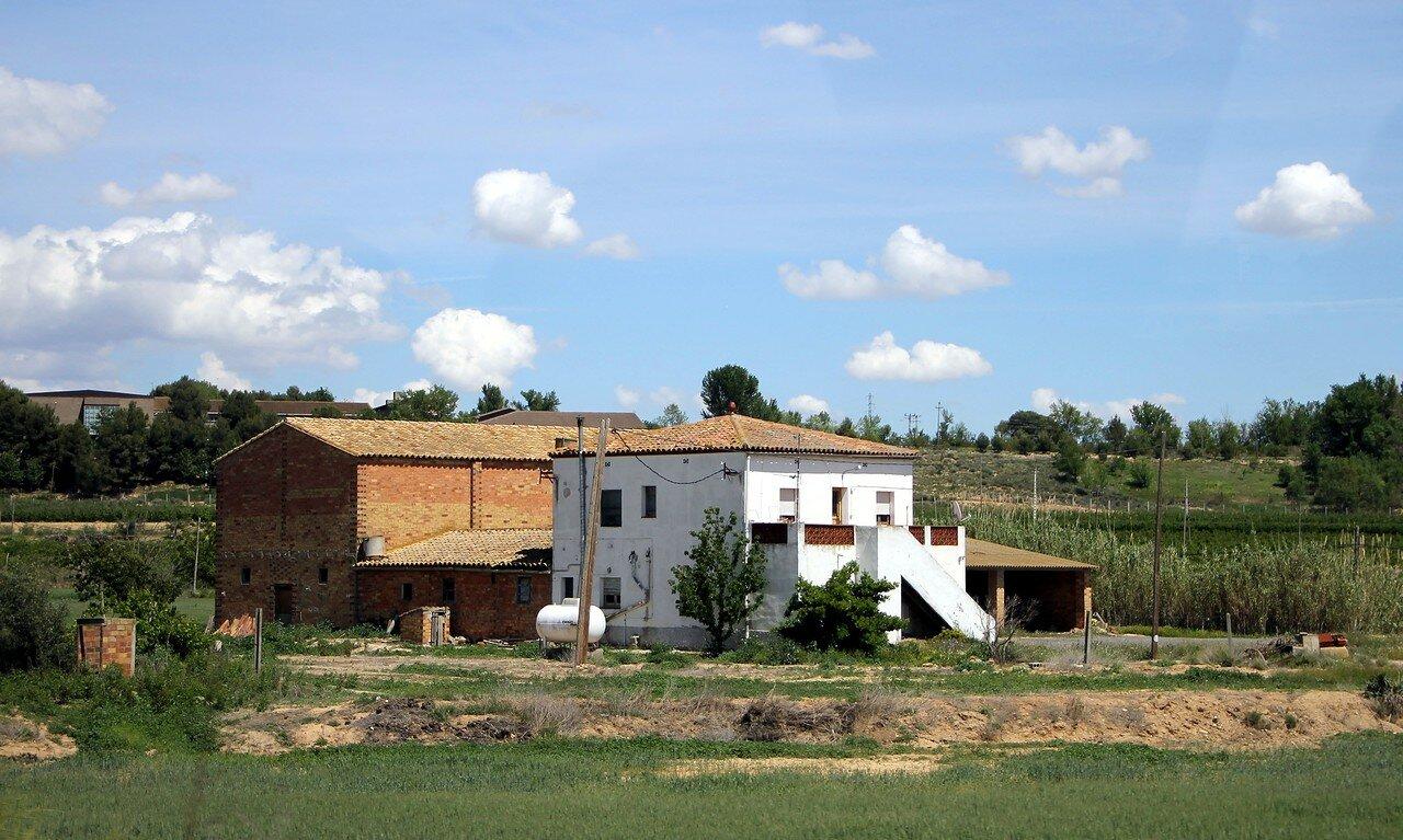 North-West Catalonia landscape