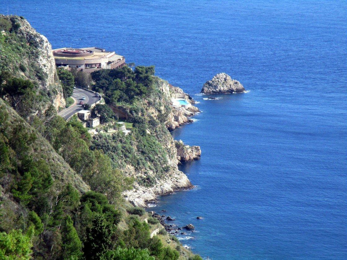 Capo Taormina. Atahotel Capotaormina 4*