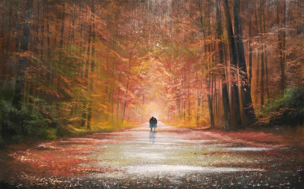 25 картин, излучающих осеннее волшебство