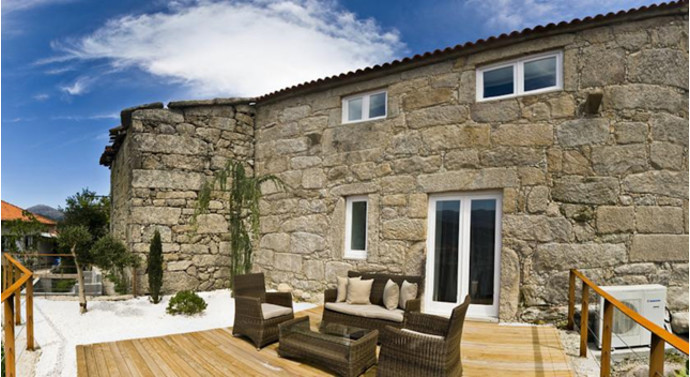 2. RH Casas De Campo Design, Parada, Португалия Этот комплекс подойдет тем, кто мечтает о миксе из д