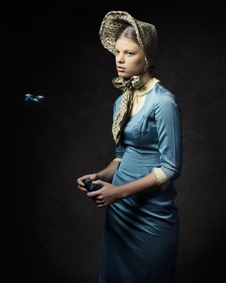 Как бы выглядели люди 19 века сейчас?