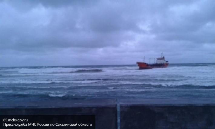 Два танкера столкнулись вТокийском заливе
