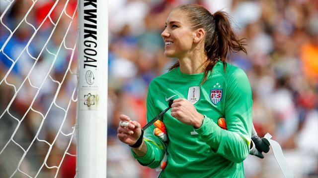 Вратарь сборной США пофутболу оскорбила команду Швеции после проигрыша