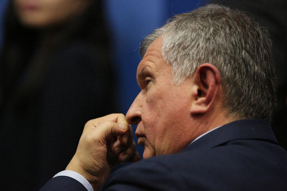 «Роснефтегаз» попросил три года неменять налогообложение нефтяной области