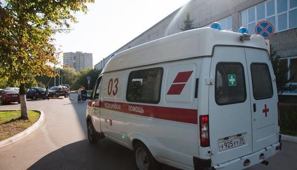 Школьник умер, сорвавшись счетвертого этажа заброшенной казармы вЧерняховске