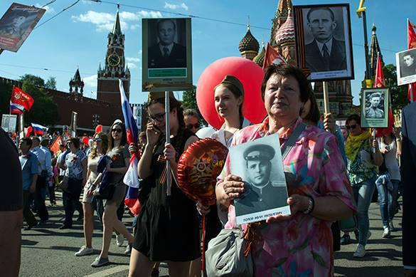 Волонтеры помогут участникам шествия «Бессмертный полк» вВолгограде