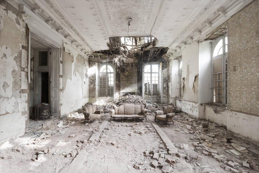 Abandoned Palaces Across Europe