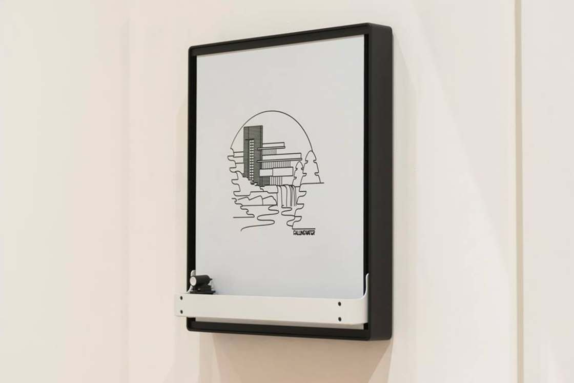 Joto - This connected whiteboard can reproduces your drawings