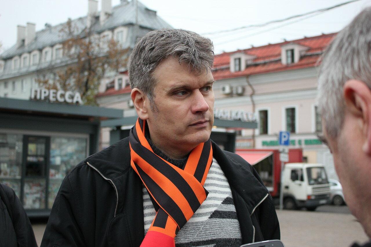 Игорь Бекетов (Гоша Тарасевич) – лидер тоталитарной секты SERB