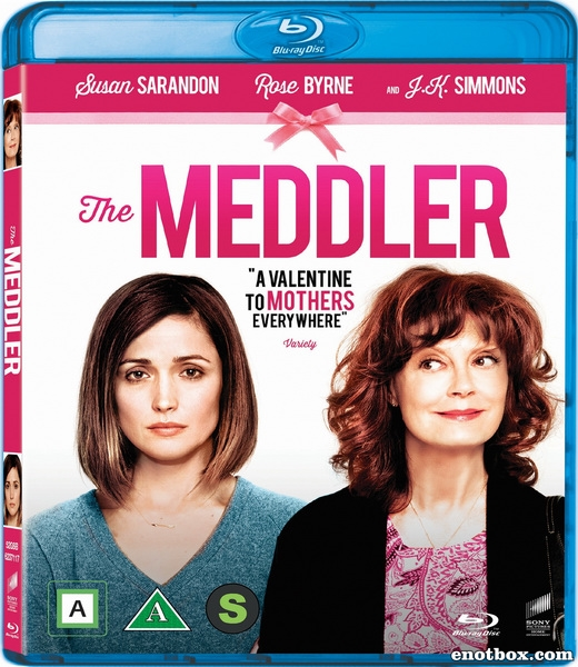 Мама-прилипала / Назойливая / The Meddler (2015/BD-Remux/BDRip/HDRip)