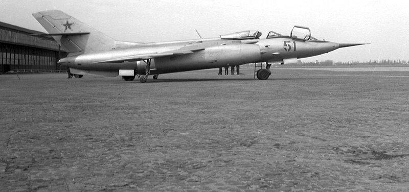 Як-28У,( 931-й РАП, Werneuchen)  -  ?
