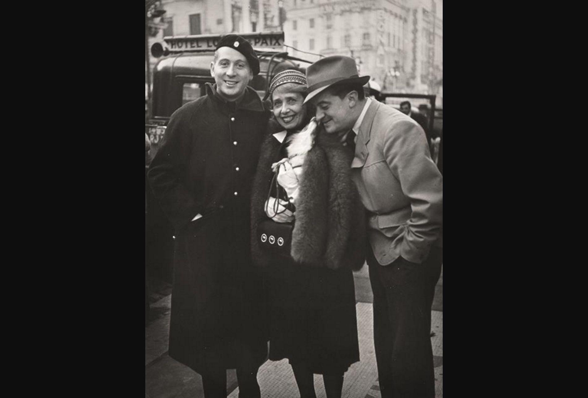 1939. Королева парижского мюзик-холла