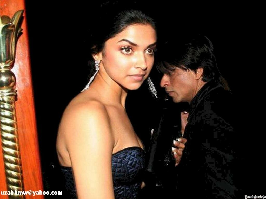 SRK & Deepika Padukone
