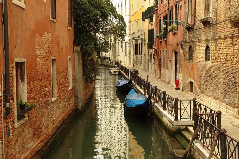 Италия. Озеро