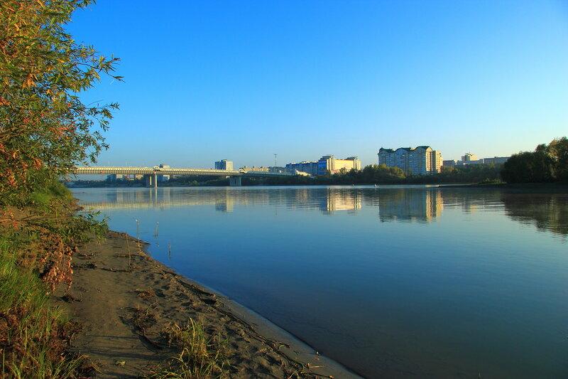 Осенью на Иртыше
