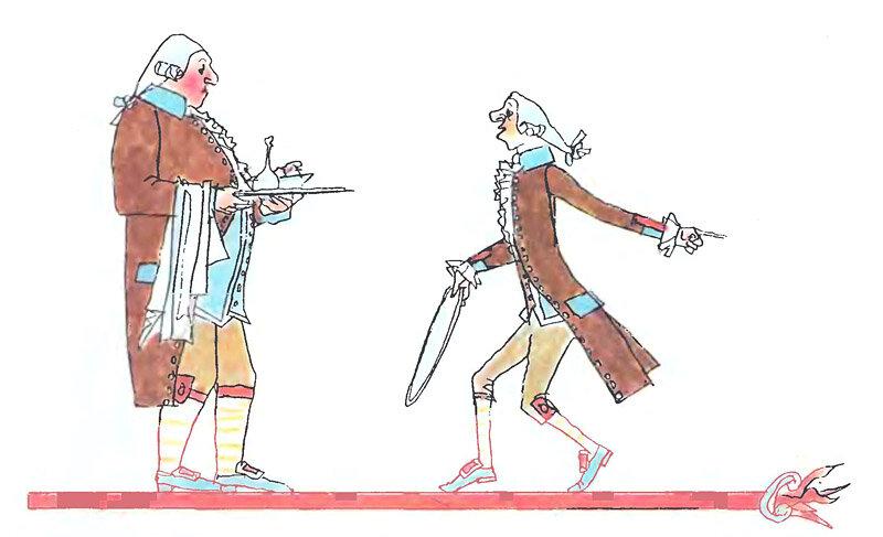 книга приключения барона мюнхаузена картинки #4