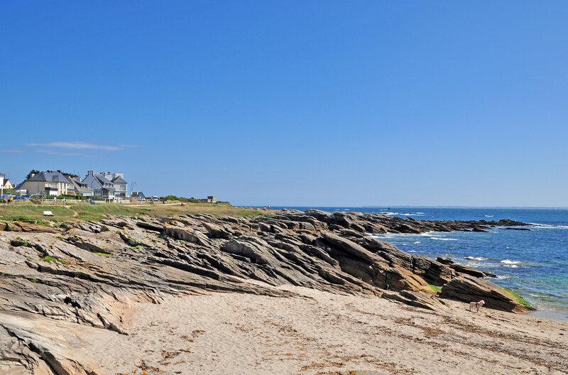 Бретань: океан, скалы, маяки...