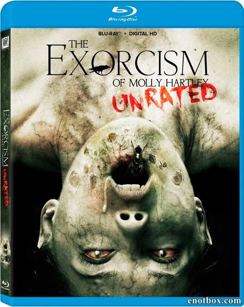 Экзорцизм Молли Хартли / The Exorcism of Molly Hartley (2015/BDRip/HDRip)