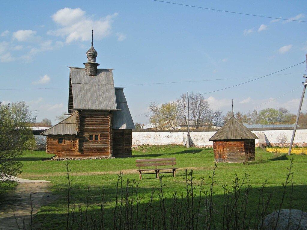 город Юрьев-Польский, города России