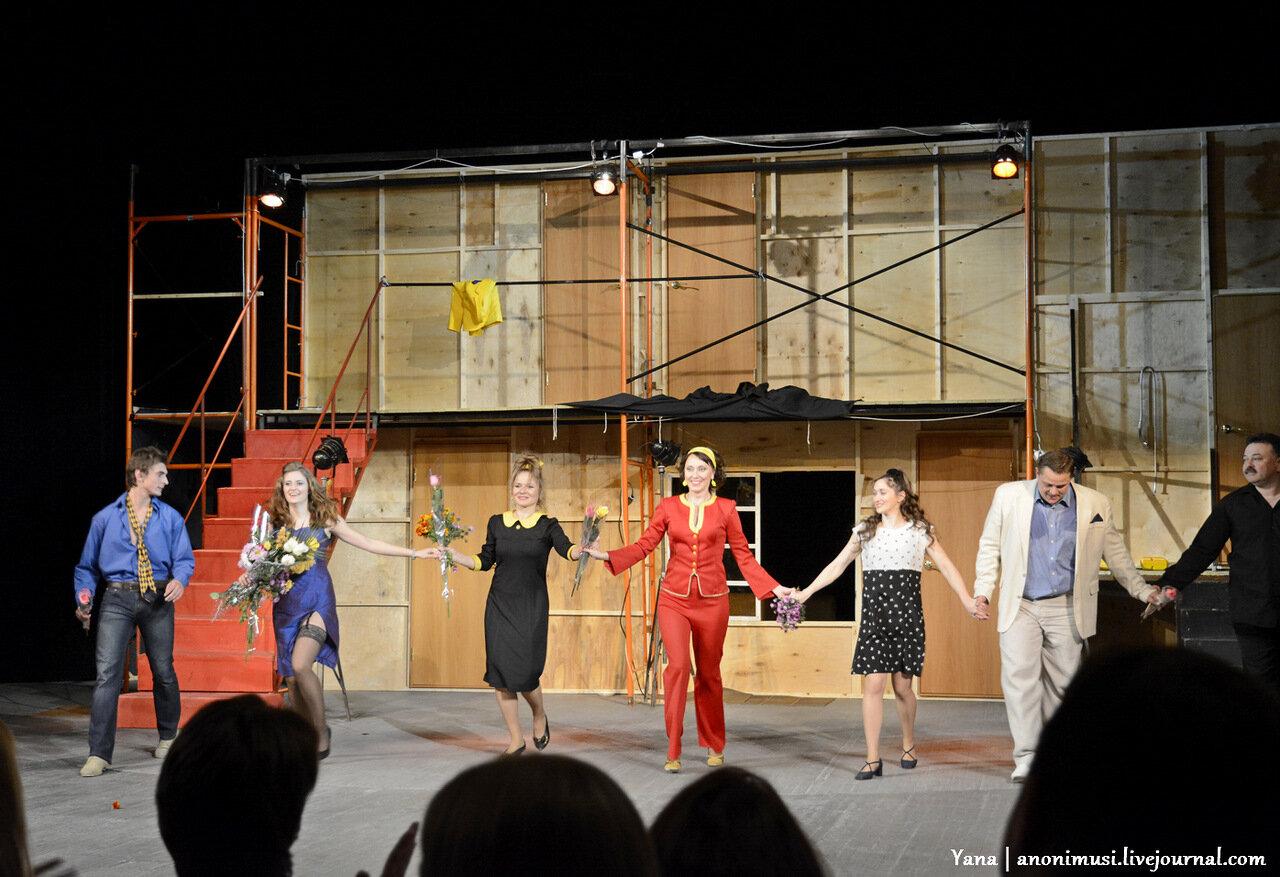 Комедия в комедии Театр в Гомельском драмтеатре