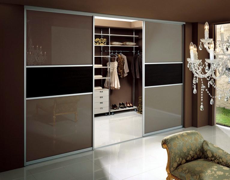 Гардеробные комнаты по индивидуальному проекту