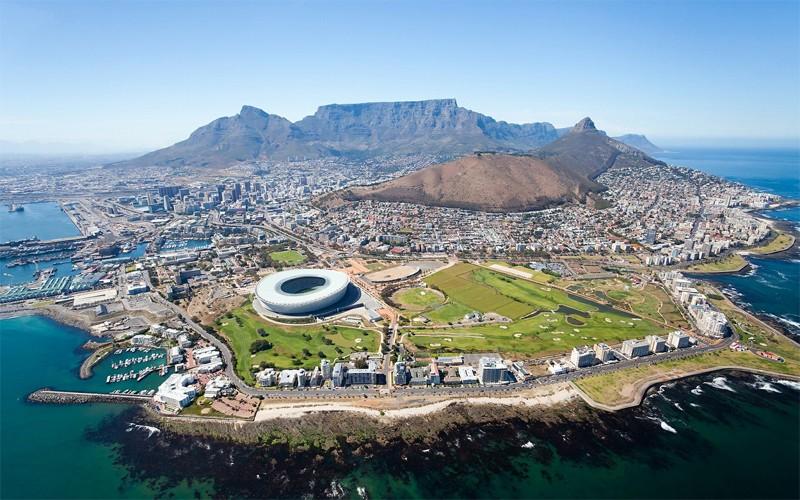 Источник: dnpmag.com 1. Из Франкфурта в Кейптаун Продолжительность перелета: 9391 км / 14 часов Кейп
